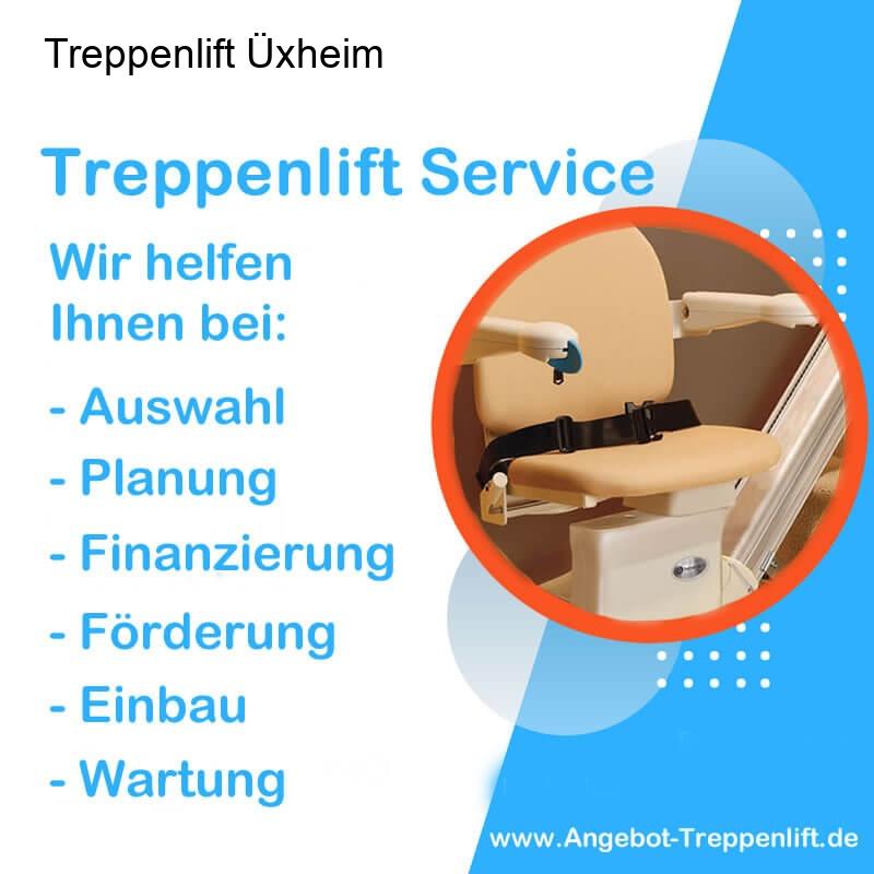 Treppenlift Angebot Üxheim