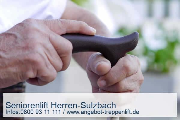 Seniorenlift Herren-Sulzbach