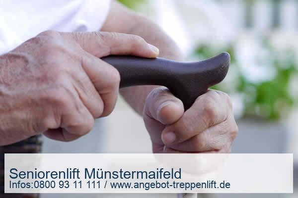 Seniorenlift Münstermaifeld