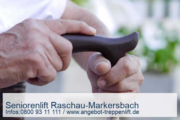 Seniorenlift Raschau-Markersbach