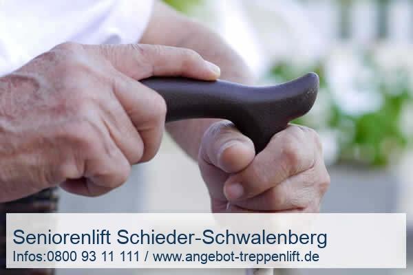 Seniorenlift Schieder-Schwalenberg