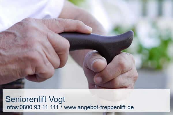 Seniorenlift Vogt