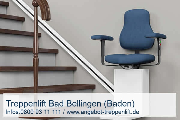 Treppenlift Bad Bellingen (Baden)